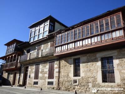 Parque Natural del Lago de Sanabria - viaje cultural;senderismo nivel alto